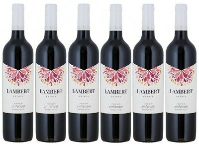 Lambert Estate Forgive Me Barossa Valley Zinfandel Red Wine 2013(6x750ml)RRP$139