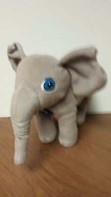 Go Diego Go Rescue Friends Elephant Talking Poseable Fisher Price Plush Doll