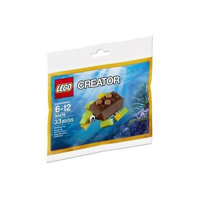 Lego® Creator - Happy Turtle 30476 - Polybag Neu / Ovp