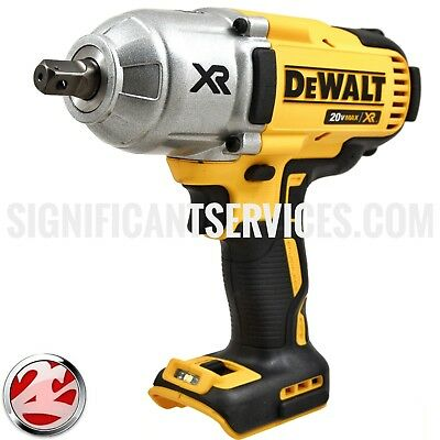 dewalt dcf899b 20v max xr brushless 1 2 impact wrench. Black Bedroom Furniture Sets. Home Design Ideas