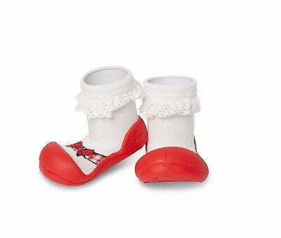 Attipas Red Ballet - M - Brand New - Great for Xmas Outfit! Free Express Post!