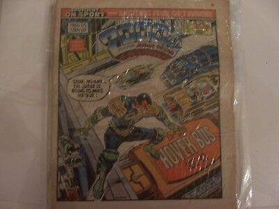 2000AD Featuring Judge Dredd No 315 1983 Excellent Condition