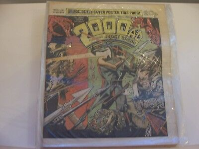 2000AD Featuring Judge Dredd No 340 1983 Excellent Condition