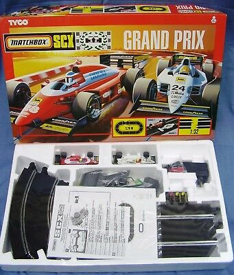 SCX Grand Prix Set for 1/32 Classic Scalextric New Boxed
