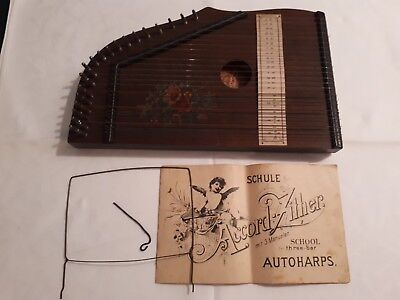 Deutsch-Americanische Zither Guitarre