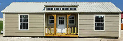 Tiny House, House, Shed, Workshop, Building, Home