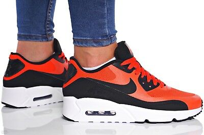 NEW NIKE AIR MAX 90 ULTRA 2.0 GS Youth Boys Shoes Kids 869950-800 Red