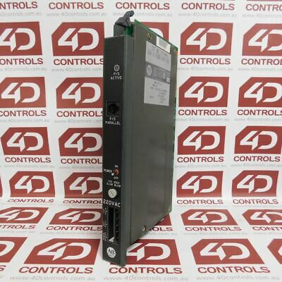 Allen-Bradley 1771-P6S PLC-5 Power Supply - Used - Series A