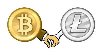 Bitcoin / Litecoin Mining - Cryptocurrency - Mine Yourself EASY
