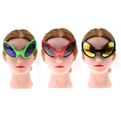 Novelty Alien Sunglasses Party Glasses Fancy Dress Costume Cosplay Photo Props