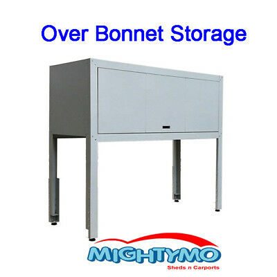 Over Bonnet Storage Locker