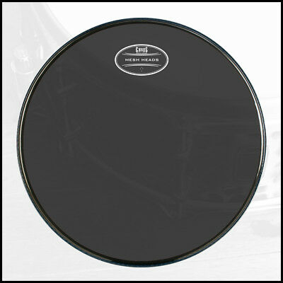 CHAOS MESH DRUM HEAD 2 PLY CLEAR - SIZES AND PACKS evans remo SILENT STROKE