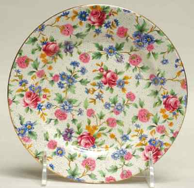 Royal Winton OLD COTTAGE CHINTZ Bread & Butter Plate 641709