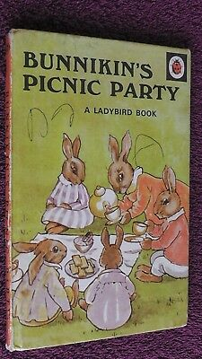 Ladybird Book, Series 401, Bunnikin's Picnic Party
