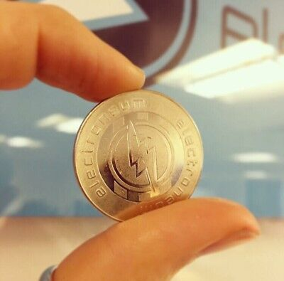 **NEW** UK OFFICIAL CRYPTOCURRENCY!!  Electroneum (ETN) 20 ETN QUICK TRANSFER!
