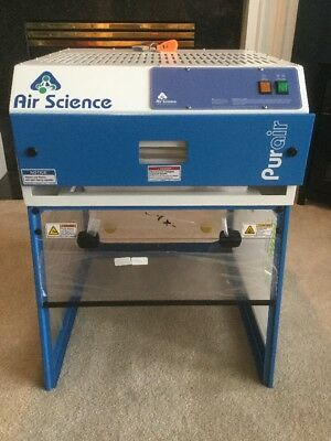 AIR SCIENCE Ductless Fume Hood 24 In. W, P5-24