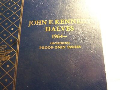 Kennsdy half dollar set 1964 to 1979 with proofs