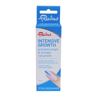 Fabulous Intensive Growth 15ml - Promotes Stronger & Longer Nail Growth