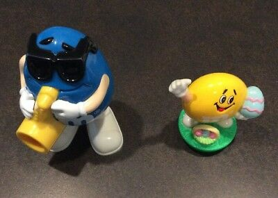 M & M Easter & Sax Player Character