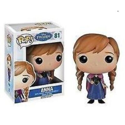 New Funko Pop Disney Frozen Vinyl Action figure Anna #81