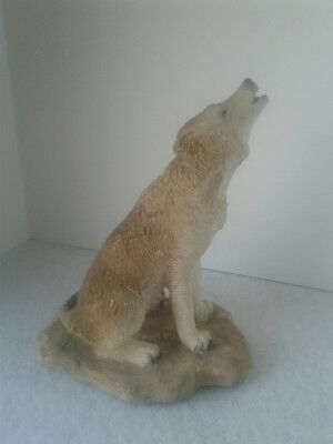 Howling Wolf figure