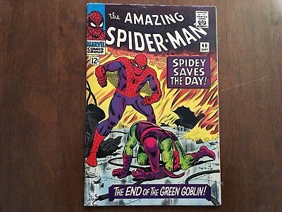 The Amazing Spider-Man #40 FREE SHIPPING