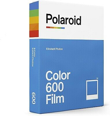 Polaroid Originals 4670 6002 Color Glossy Instant Film for 600 Cameras (PRD4514)