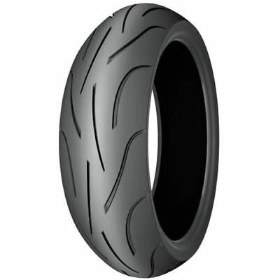 Michelin Pilot Power 2CT Rear Motorcycle Tires 180-55ZR17 TL 73W motor pneu band