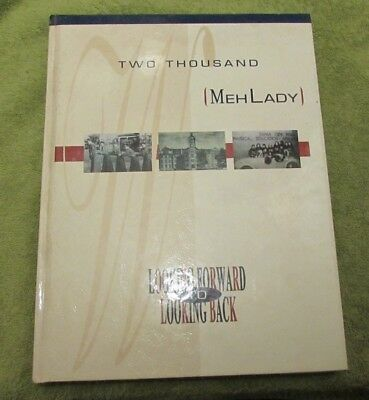 2000 Mississippi University For Women Yearbook Columbus  The Meh Lady