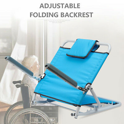 Adjustable Bed Back Rest Mobility Disability Equipment Aid Support Disabled Help