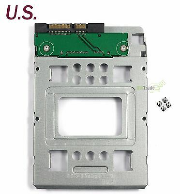 """2.5"""" SSD to 3.5""""  654540-001 Converter HDD Tray Caddy Hard Disk Drive Adapter"""