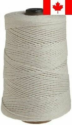 REGENCY WRAPS RW1625 Cooking Butcher's Twine for Meat Prep and Trussing Turke...