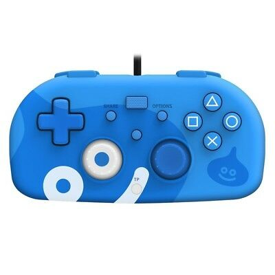 Holi  Dragon Quest Wired Controller Light Slime for PlayStation 4 PS4