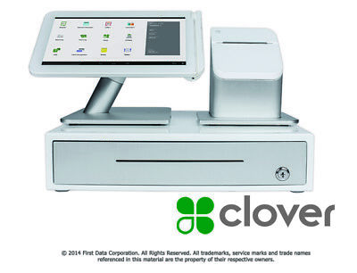Brand New Clover POS Station Complete System For Retail or Restaurant