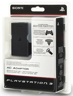 PlayStation 3 - USB AC Adapter PS3 Neu & OVP