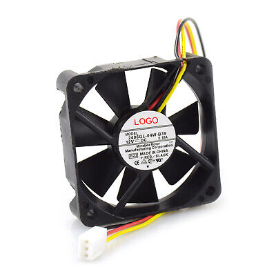 0.18A Frequency converter 2406GL-04W-B39 6cm for NMB 12V cooling fan