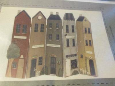 Country Village Decorative Screen Painting Packet #108-Heart To Hand-31x40 Inche