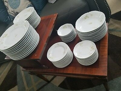 97 Piece porcelain China by OE&G Australia