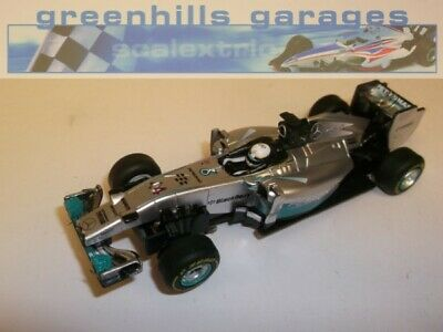 Greenhills Carrera Go!!! Mercedes F1 No 44 1:43 scale - BRAND NEW - 19501