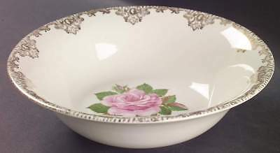 Paden City Pottery AMERICAN ROSE Round Vegetable Bowl 509245