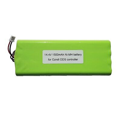 OZRoll Battery Replacement for Smart Drive Roller Shutter Remote 1500MAH