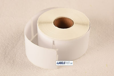 5 Rolls Large Address Name Labels for DYMO® LabelWriter® 30321 Thermal Labels