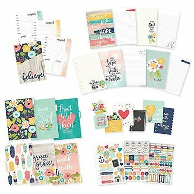 Simple Stories 8905 Faith Planner Insert