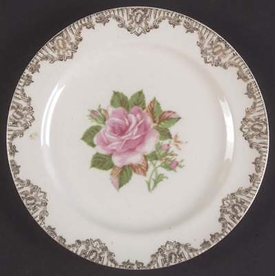 Paden City Pottery AMERICAN ROSE Bread & Butter Plate 509226