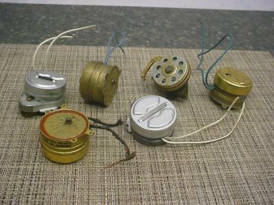 Vintage Electric Clock Movements Parts Repair Sessions  New Haven Synchron E814
