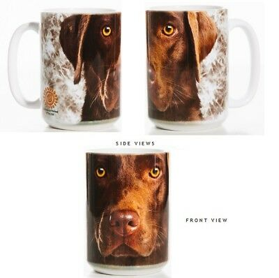 Chocolate Lab Coffee Cup / Labrador,Dog Cup,Stocking Stuffer,Dog Lovers Gifts
