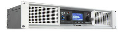 QSC GXD8 2-channel 4500W Watts Peak Power Amplifier with DSP Class D Amp GXD 8