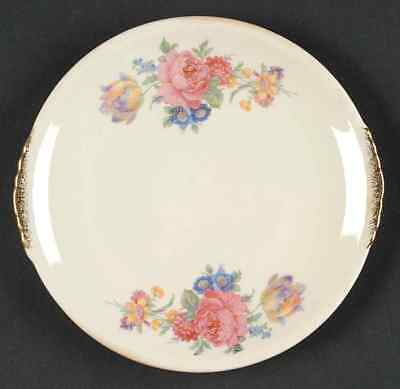 Paden City Pottery ROSALEE Bread & Butter Plate 509895