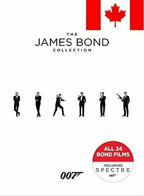 James Bond Collection (Bilingual) [Blu-ray]