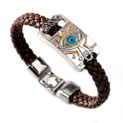 The Legend of Zelda Breath of The Wild PU Leather Bracelet Wristband Cosplay New